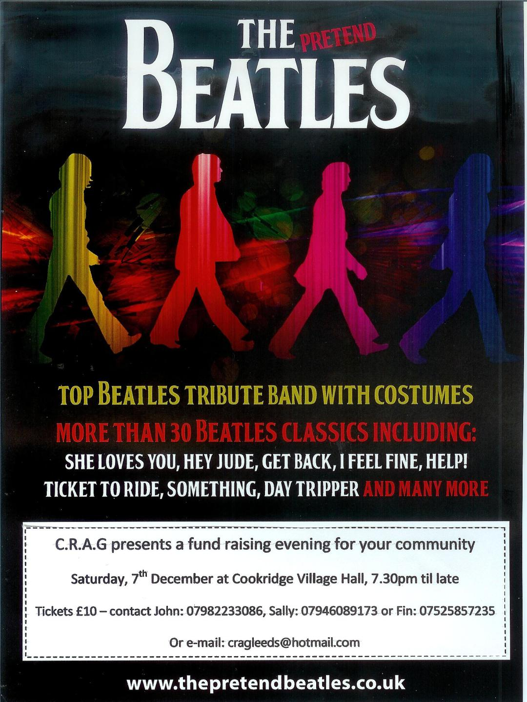 Beatles Poster v2