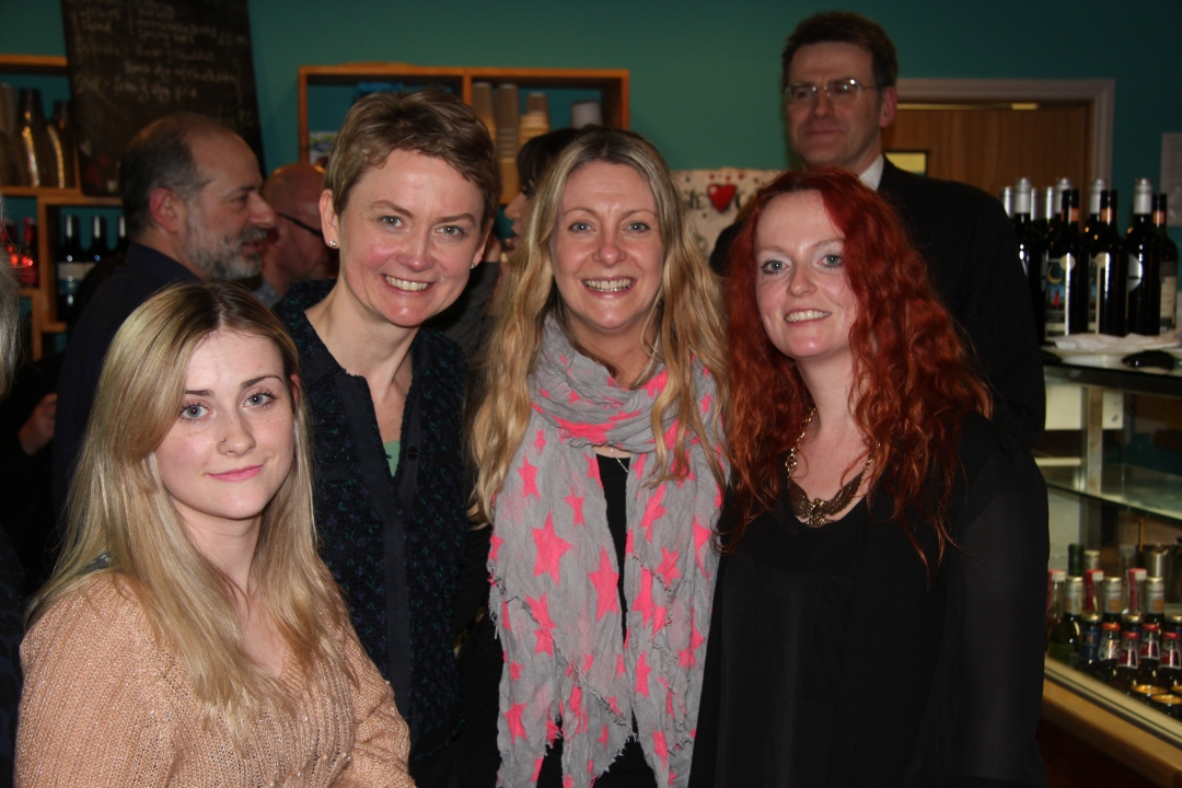 Labour women at Leeds NW social event